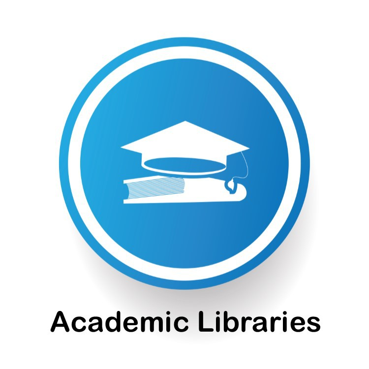 Academic Libraries Icon