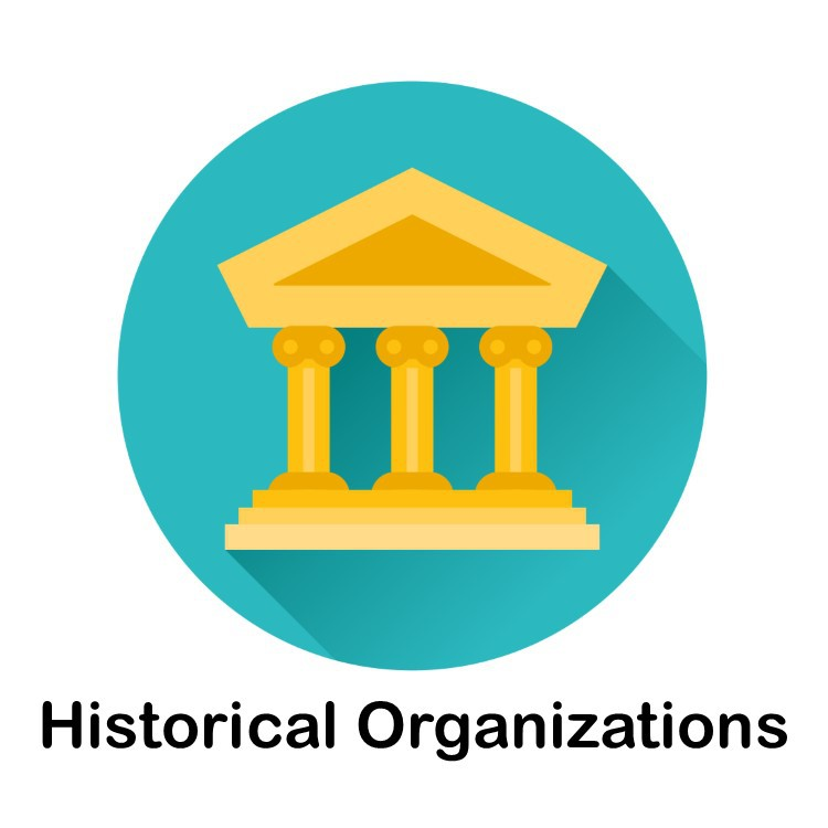Historical Organizations Icon