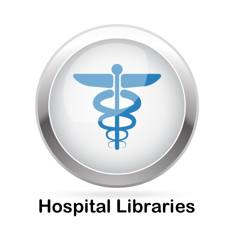 Hospital Libraries Icon