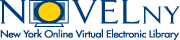 New York Online Virtual Electronic Library logo and link