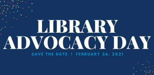 Library Advocacy Day: Save the Date 6365