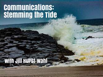 Communications: Stemming the Tide 6276