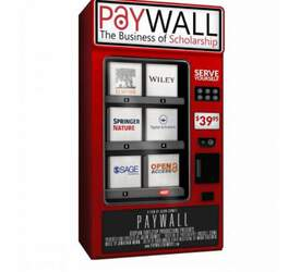 Paywall: The Business of Scholarship Documentary Screening 6075